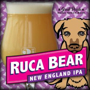 NEW BEER RELEASE: RUCA BEAR