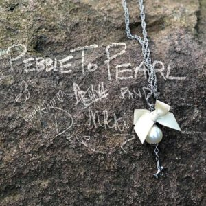 PEBBLE TO PEARL