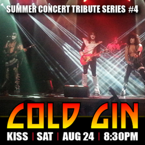 Summer Concert Tribute Series #4