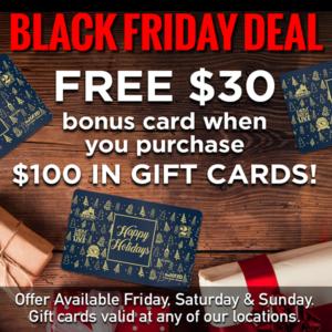 Black Friday Deal!