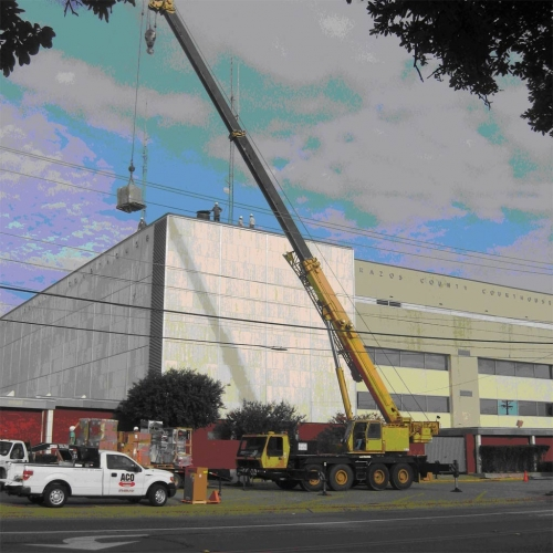 Brazos County Courthouse Renovations