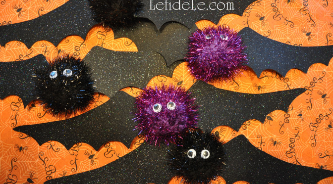 Easy DIY Kid Friendly Bat Halloween Décor Craft