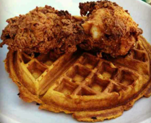 chicken and waffles sf