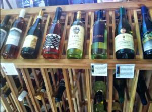 VA winery store