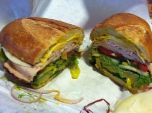 cal sandwich