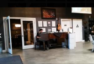 BK cellars piano