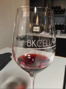 BK cellars red