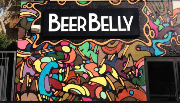 beer belly LA