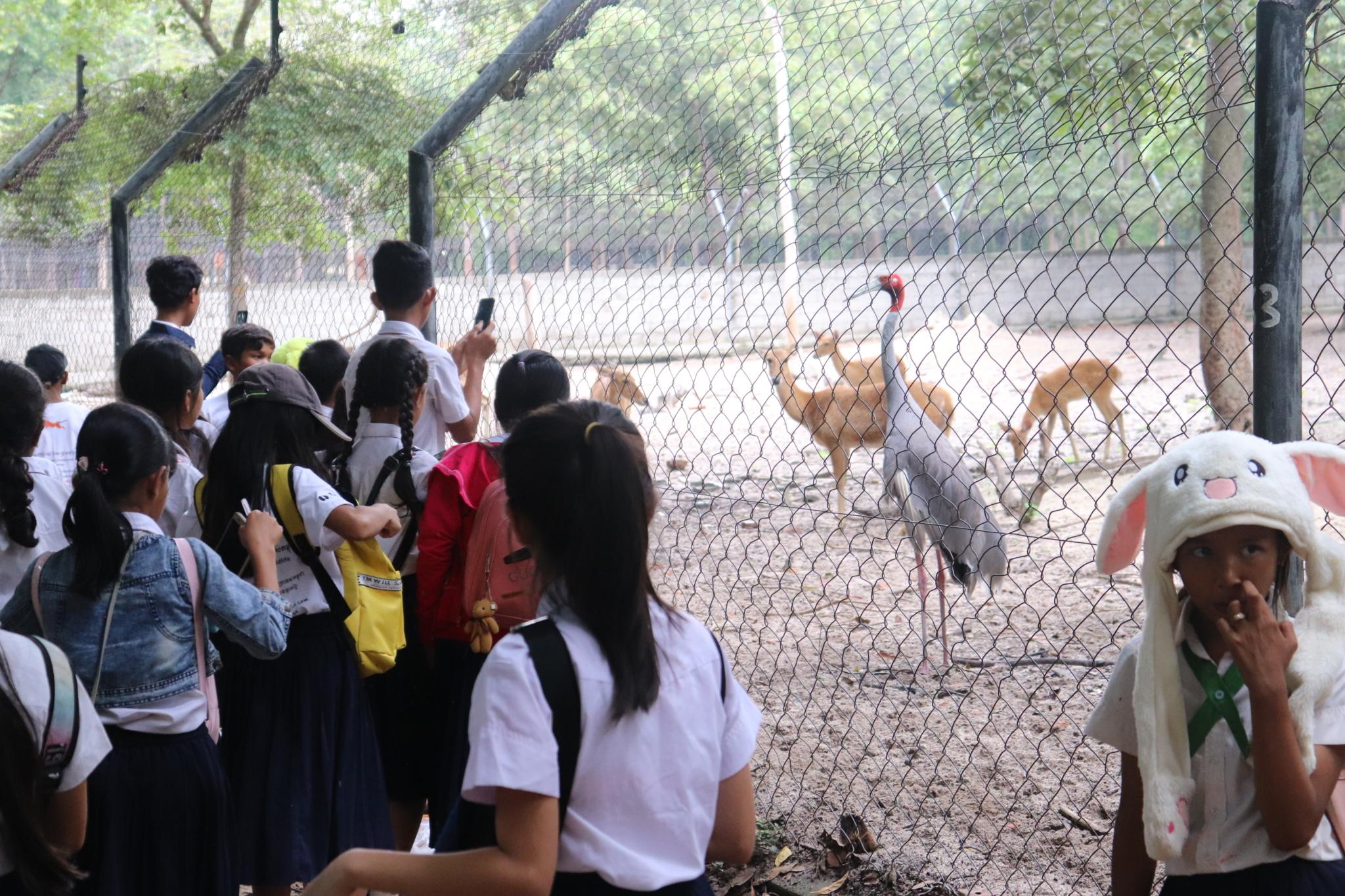 Mobile Environmental Education Cambodia