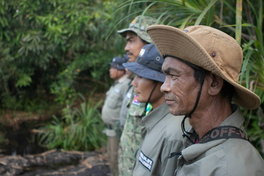 CAPU Cambodia Wildlife Alliance