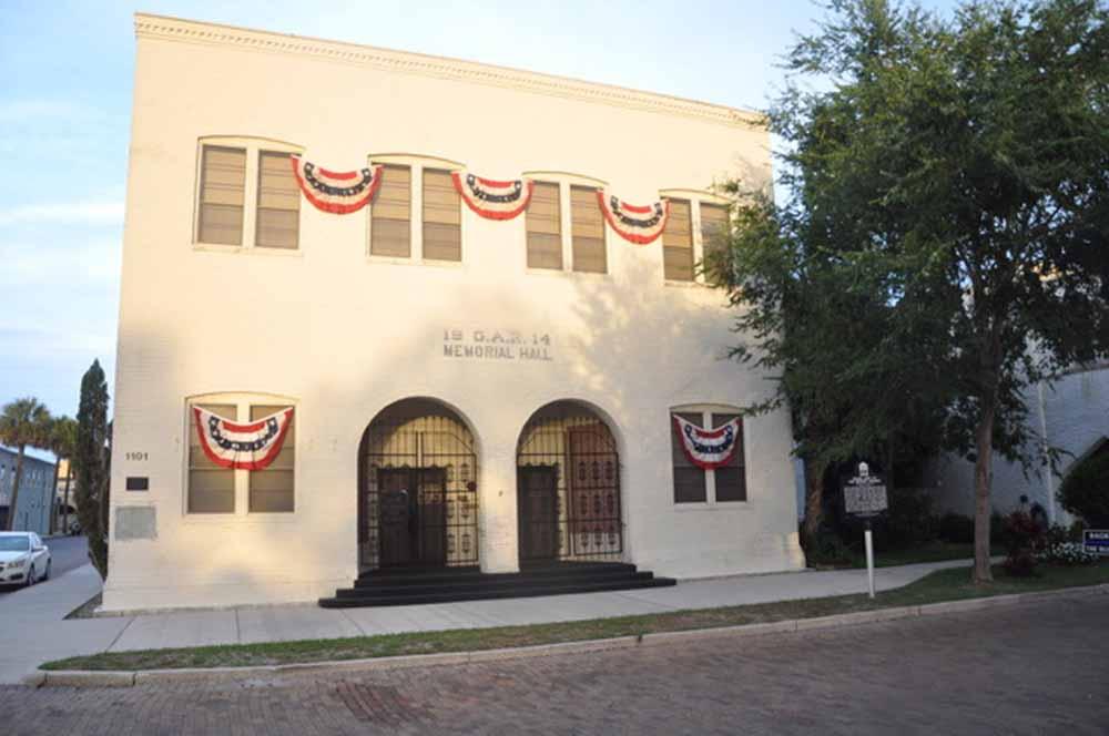 G.A.R. Building St. Cloud