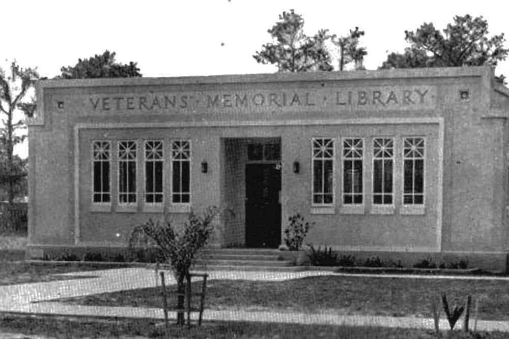 Veterans Library St. Cloud