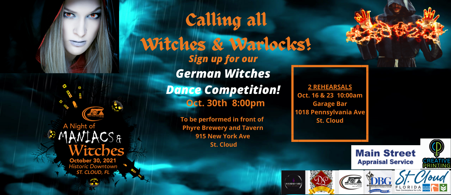 Witches Dance Solioquy