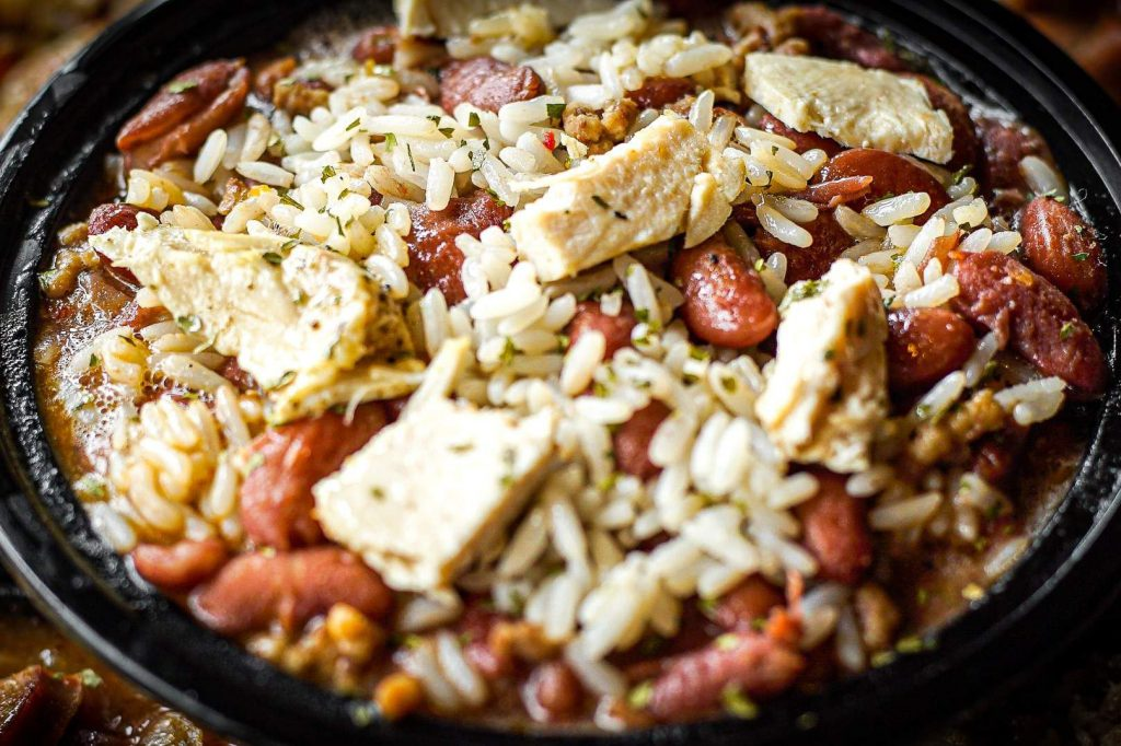 Red Beans and Chicken