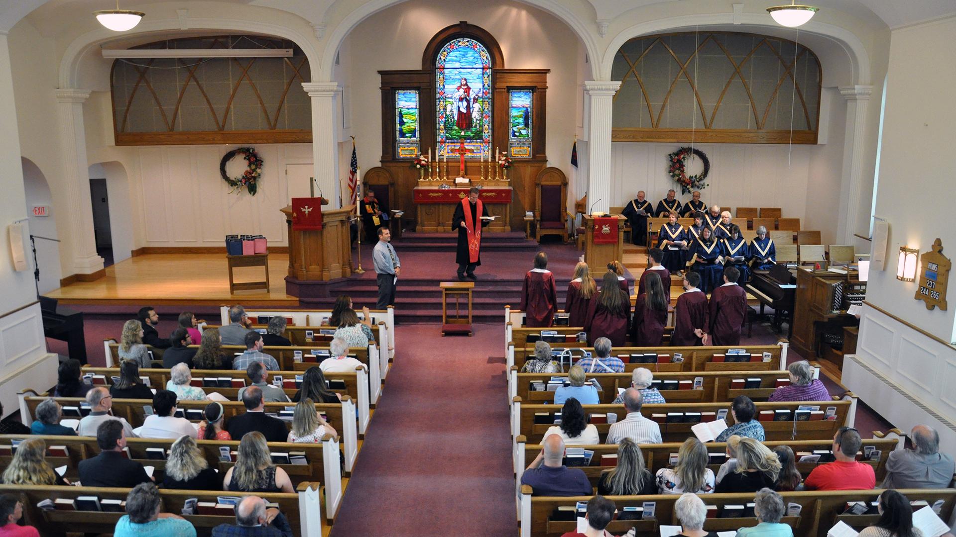 Jordan United Church of Christ Allentown, PA