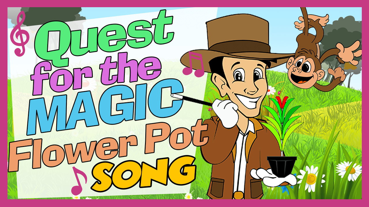 Master Plaster Quest for magic flower pot song