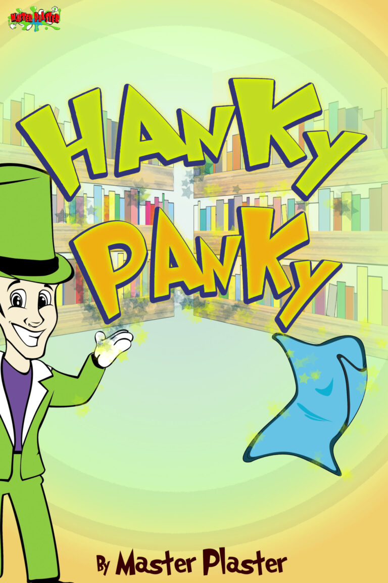 Hanky Panky Story Book