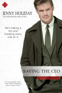 Saving the CEO cover