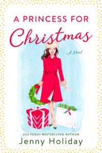 A Princess for Christmas cover