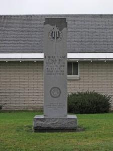 Vets Memorial Little Valley Cemetery