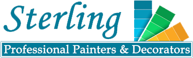 sterling professional painters logo