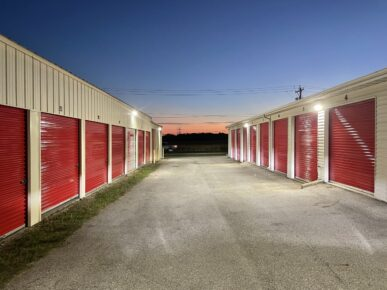 Multiple Storage Units at Red Barn Storage in Davenport, Iowa (two buildings)