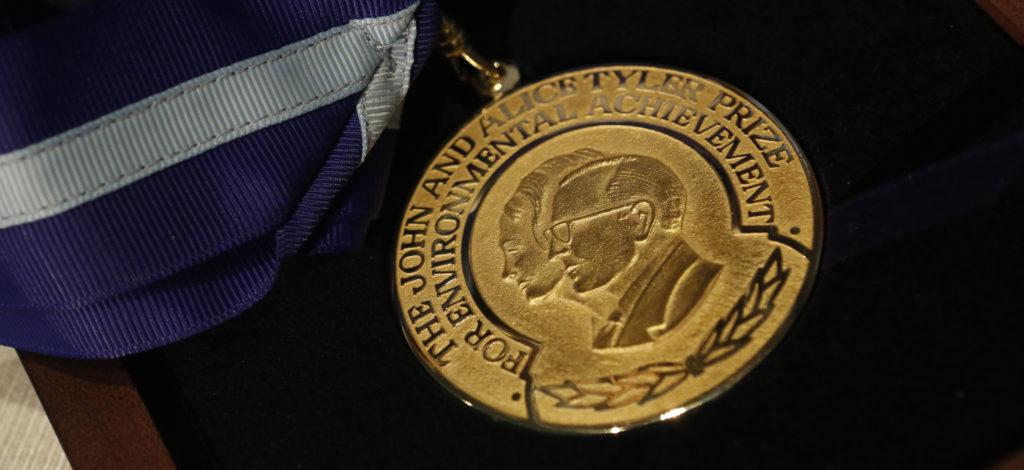 Tyler Prize Medallion