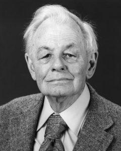 G. Evelyn Hutchinson, 1974