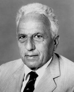 Edward D. Goldberg, 1989