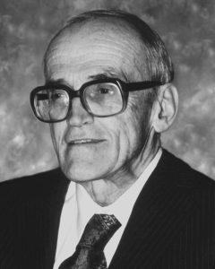 Clair C. Patterson, 1995