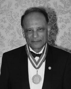 Sir Partha S. Dasgupta, 2016