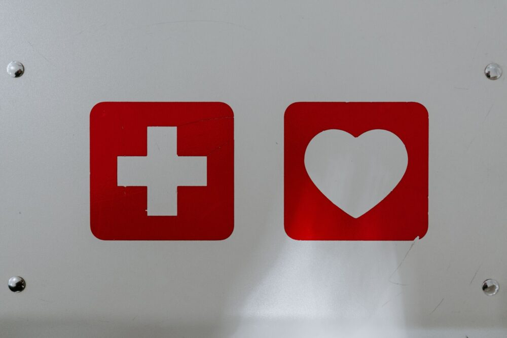 A heart in need of First Aid