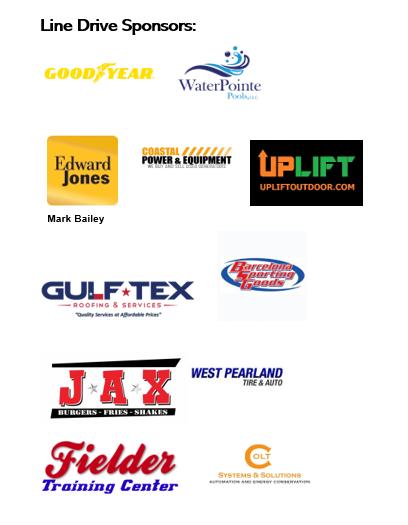 Line Drive Sponsors