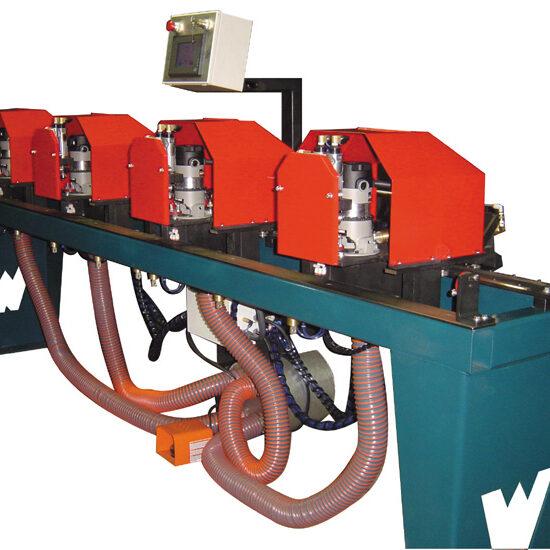 1525A Automatic Hinge Jamb Machine 1