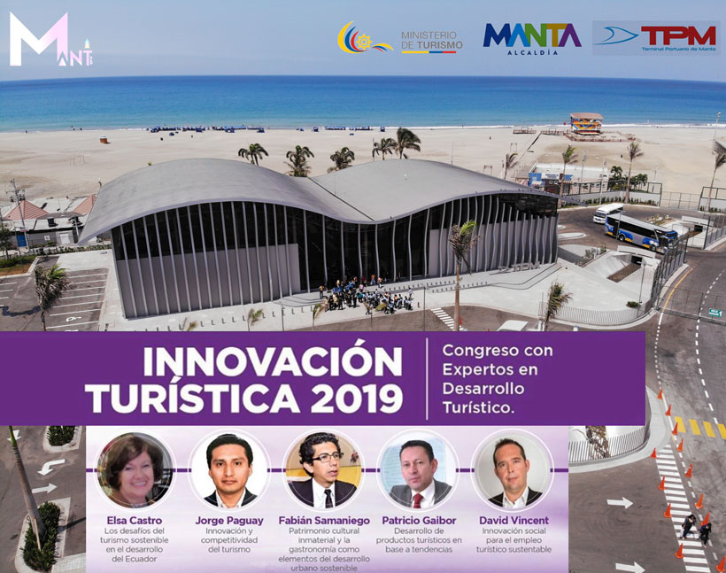 Congreso de Innovación Turística 2019 celebrado en la Terminal de Pasajeros de Crucero TPM