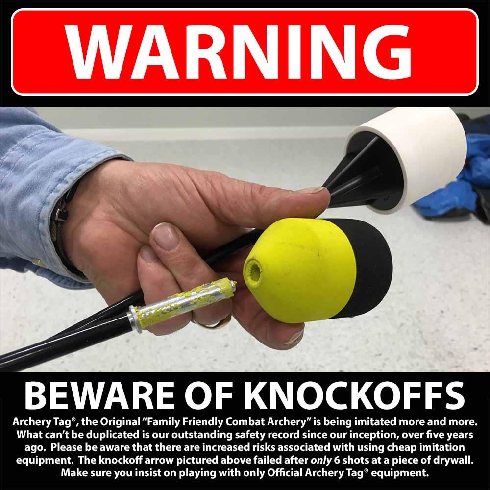 WARNING_Archery_Tag_Knockoffs