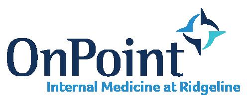 OnPoint Internal Medicine at Ridgeline Logo