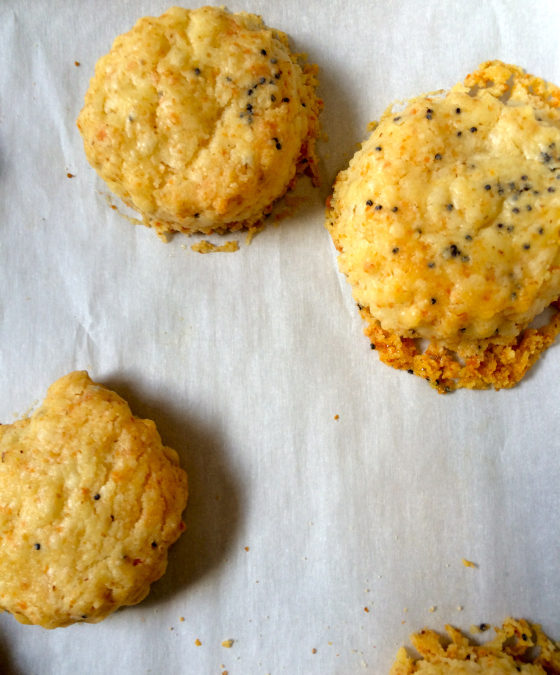 French Poppyseed Biscuits