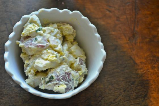 Southern Potato Salad