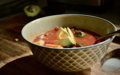 Nutrient Dense Vegetable Soup