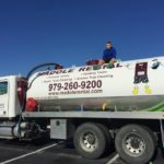Septic and Grease Truck