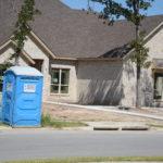 Residential Construction Porta-Pottie