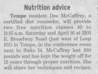 Tribune March 2005