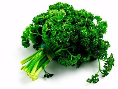 The Power of Parsley