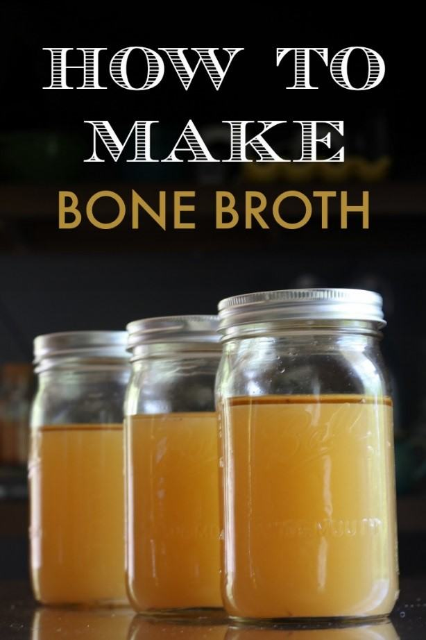 The Amazing Health Benefits of Bone Broth