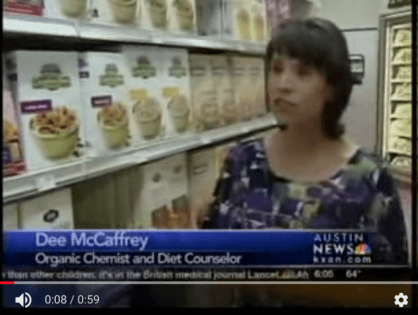 Dangers of Food Additives on Austin NBC News