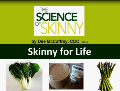 Instant Webinar: Skinny for Life Webinar - Secrets to Maintaining Weight Loss