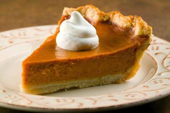 Dee's Organic Pumpkin Pie