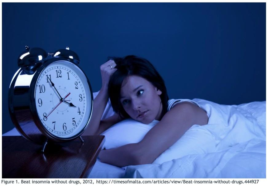 Crazy Insomnia??  It Could be a Lack of GABA