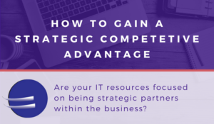 How to gain a Competitive Advantage